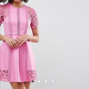 ASOS premium mini dress NWT